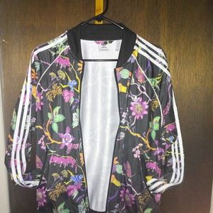 Adidas Original Japanese Garden jacket